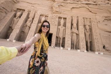 Templo de Abu Simbel, Egito