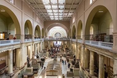 Museu Egípcio, Cairo