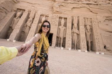 Templo de Nefertari, Abu Simbel