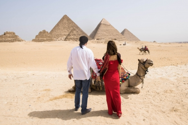 Pirâmides, Cairo