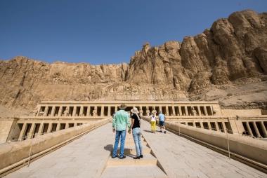 Templo de Hatshepsut, Luxor, Egito