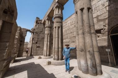 Templo de Luxor, Egito