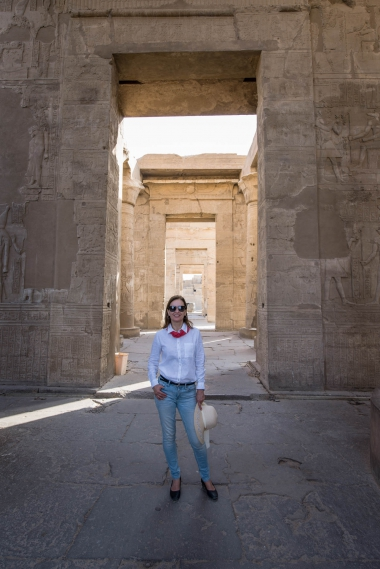 Templo Kom Ombo, Egito