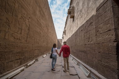Templo de Edfu, Egito