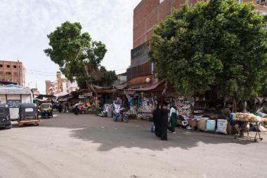 Edfu, Egito
