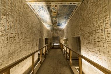 Tumba de Ramsés IV, Vale dos Reis, Egito