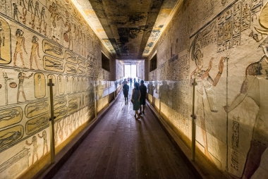 Tumba de Ramsés VI, Vale dos Reis, Egito