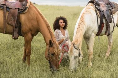 Ensaio Fotográfico com Cavalos em Holambra