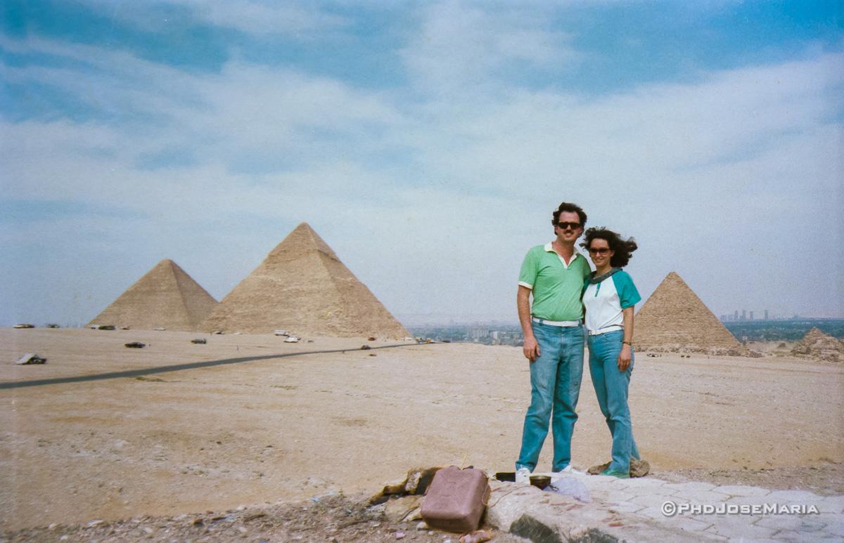 Viagem ao Egito, a terra dos Faraós