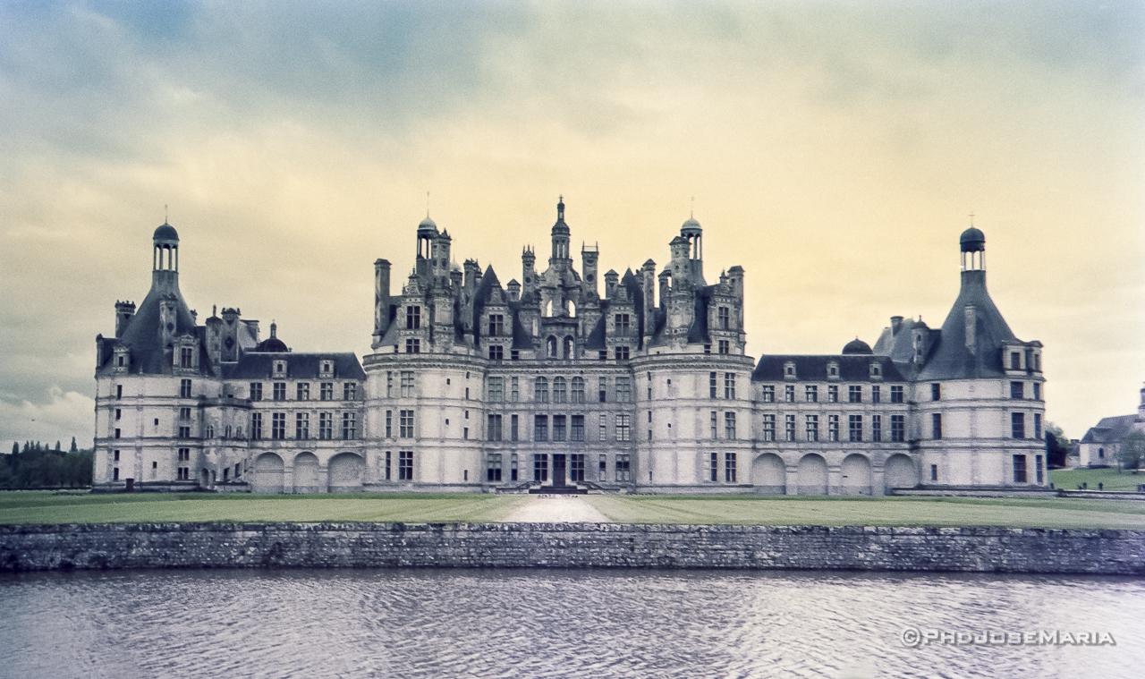 França: Vale do Loire, Bretanha  e Normandia