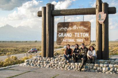O magnífico Grand Teton!