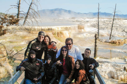 Yellowstone rumo a Cody