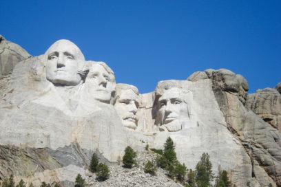 Sturgis e Mount Rushmore
