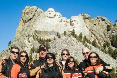 EUA Western Frontier Journey Harley Ride