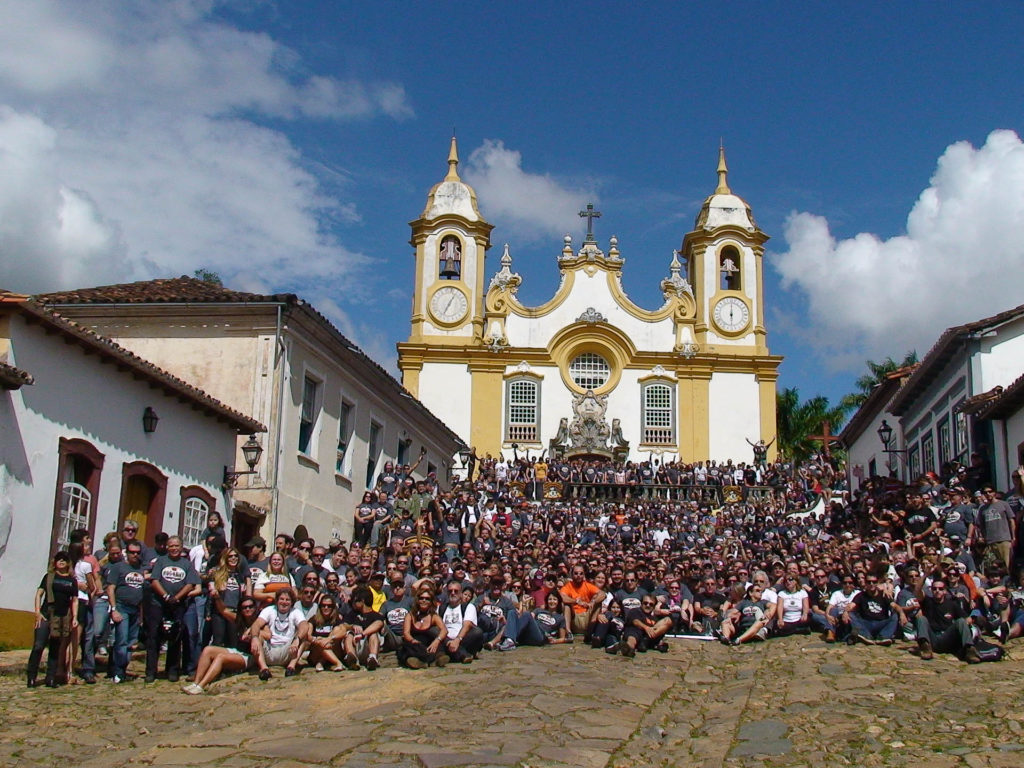 HOG Rally Tiradentes 2008
