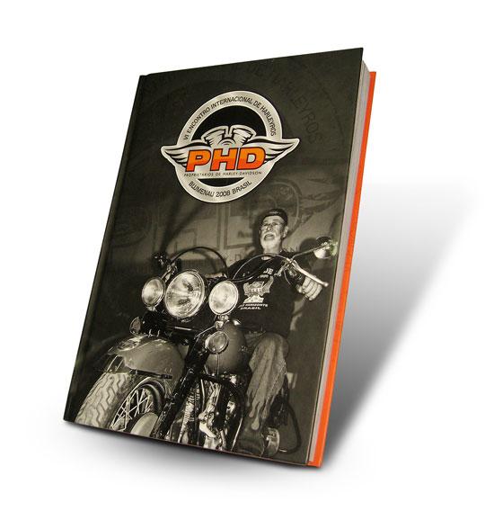 Livro do Encontro PHD 2008