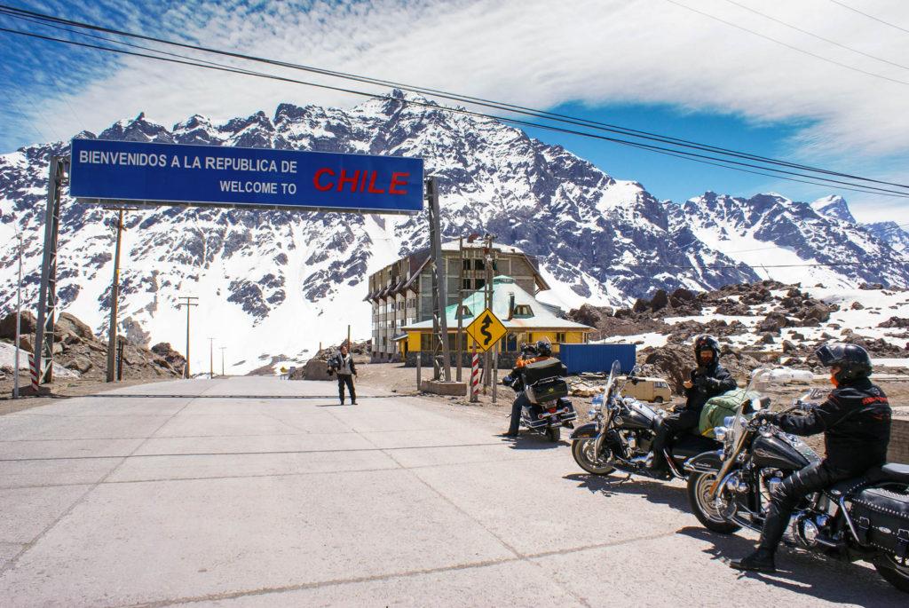 Aduana Chile - Argentina
