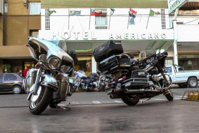 Cruzando a Argentina de moto rumo a Buenos Aires