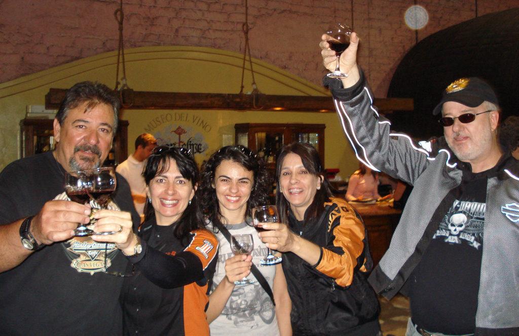 Vinicola em Mendoza