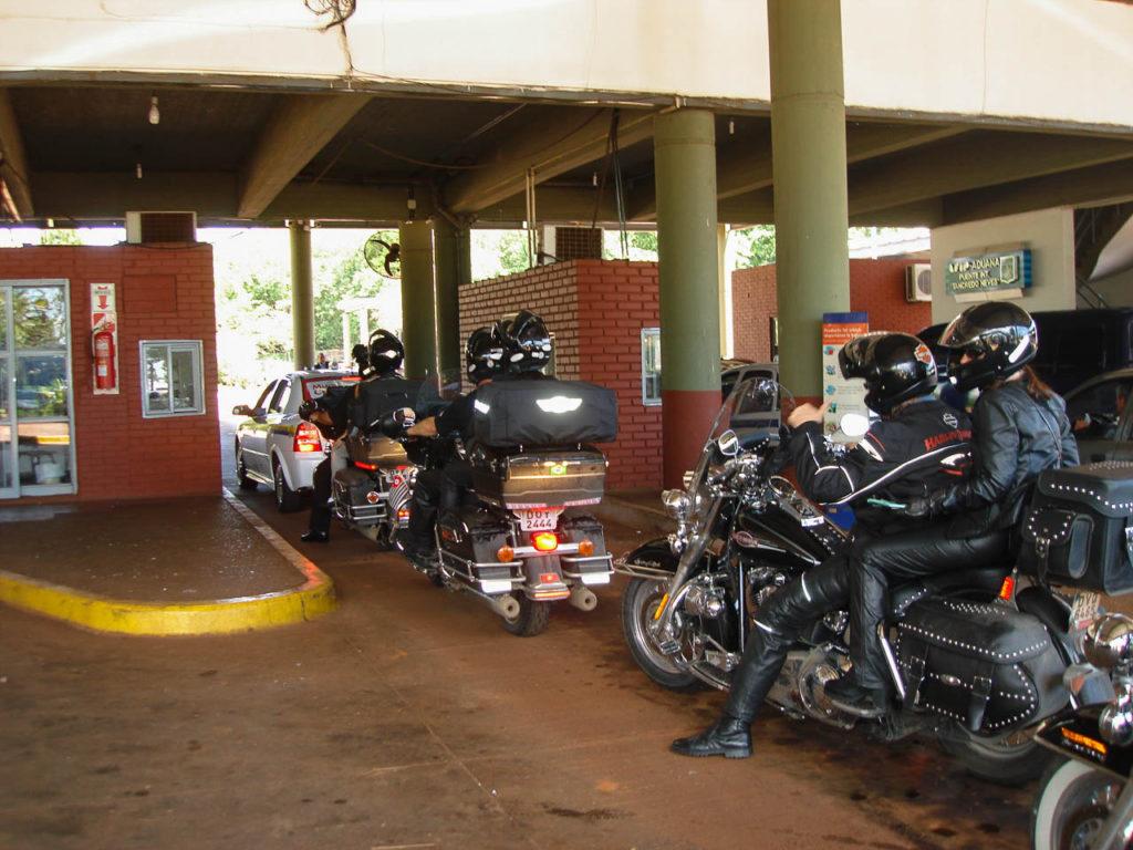 Aduana Brasil-Argentina em Foz do Iguaçu