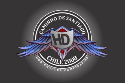 Viagem ao Chile de Harley-Davidson