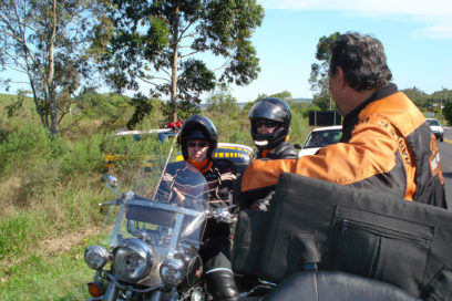 As Harleys de volta às estradas brasileiras