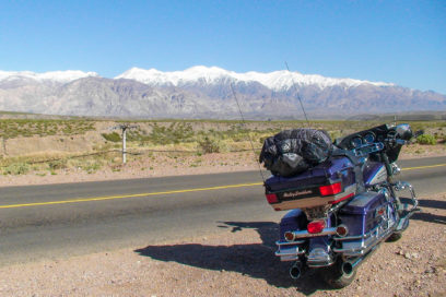 Estrada sem Fim (de moto rumo ao Chile)