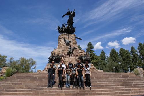 Cerro de la Glória / Mendoza / Argentina - Nov 2008