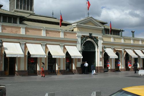 Mercado Público de Santiago - Nov 2008