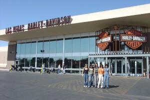 Loja Las Vegas Harley-Davidson