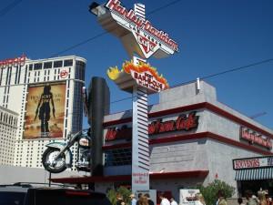 Las Vegas Harley-Davidson Café