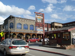 Jackson Hole City