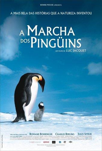 Marcha dos Pinguins, o Filme