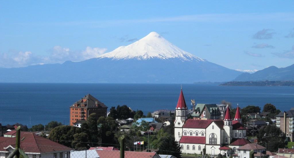 Puerto Varas e Vulcão Osorno