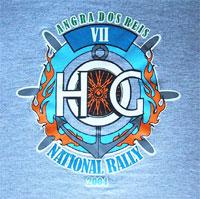 VII National HOG Rallye Angra dos Reis – Dezembro2004