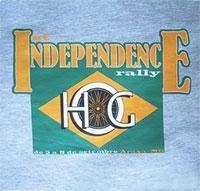 I Independence HOG Rally Araxá – Setembro2002