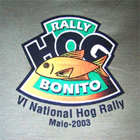 VI National HOG Rally Bonito – Maio 2003