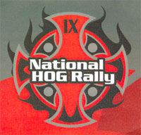 IX National HOG Rally Buzios – Abril 2006