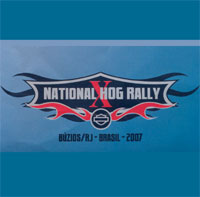 X National HOG Rally Buzios – Maio 2007