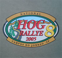 VIII National HOG Rallye Campos do Jordão – Novembro 2005