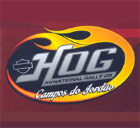 XII National HOG Rally Campos do Jordão – Abril 2009