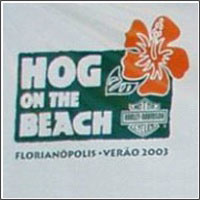 HOG On The Beach Florianópolis – Dezembro 2002