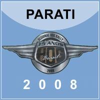 II Regional HOG Rally Parati – Novembro2008