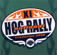 XI National HOG Rally Tiradentes – Maio 2008