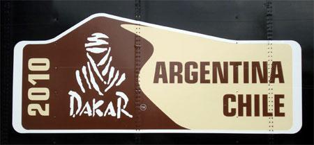 Rally Dakar 2010: Argentina e Chile