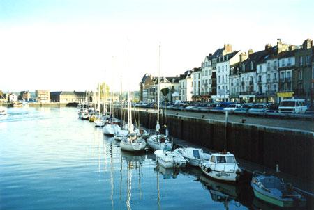 Porto de Dieppe