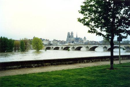 Orleans no Vale do Loire