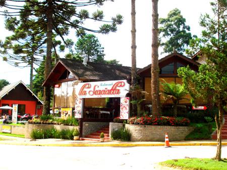 Restaurante La Scaciatta