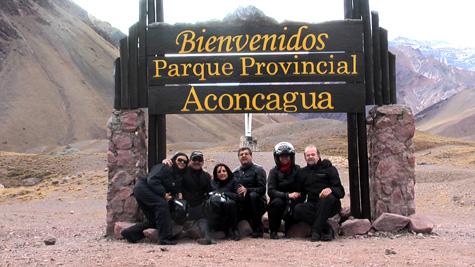 Atacama 2011: Santiago a Uspallata