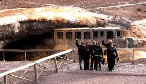 Atacama 2011: Uspallata a San Luiz